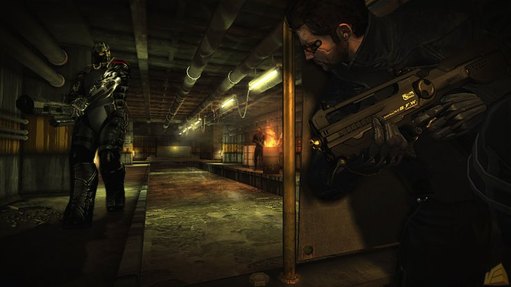 Deus Ex: Human Revolution Screen 2