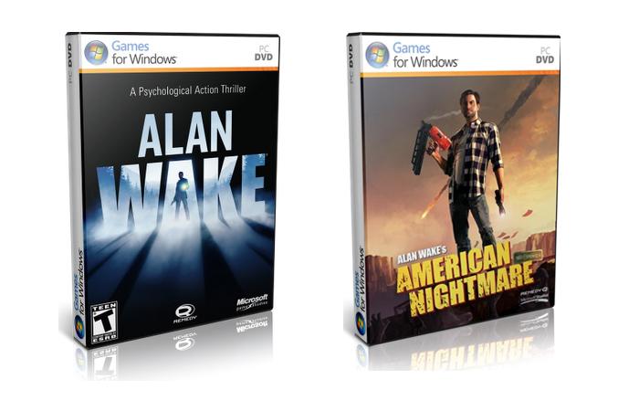 Alan Wake and Nightmare