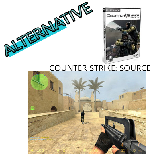 ALTERNATIVE CS SOURCE