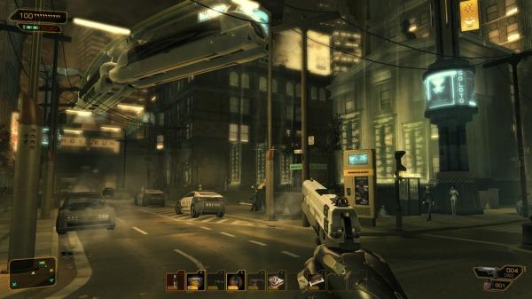 Deus Ex Screen 1