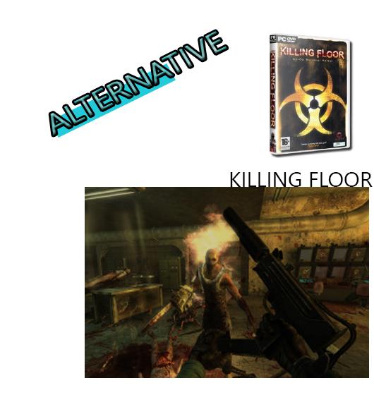 KILLING FLOOR ALT