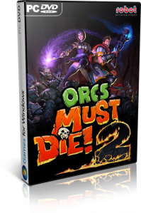 Orcs Must Die! 2 Case