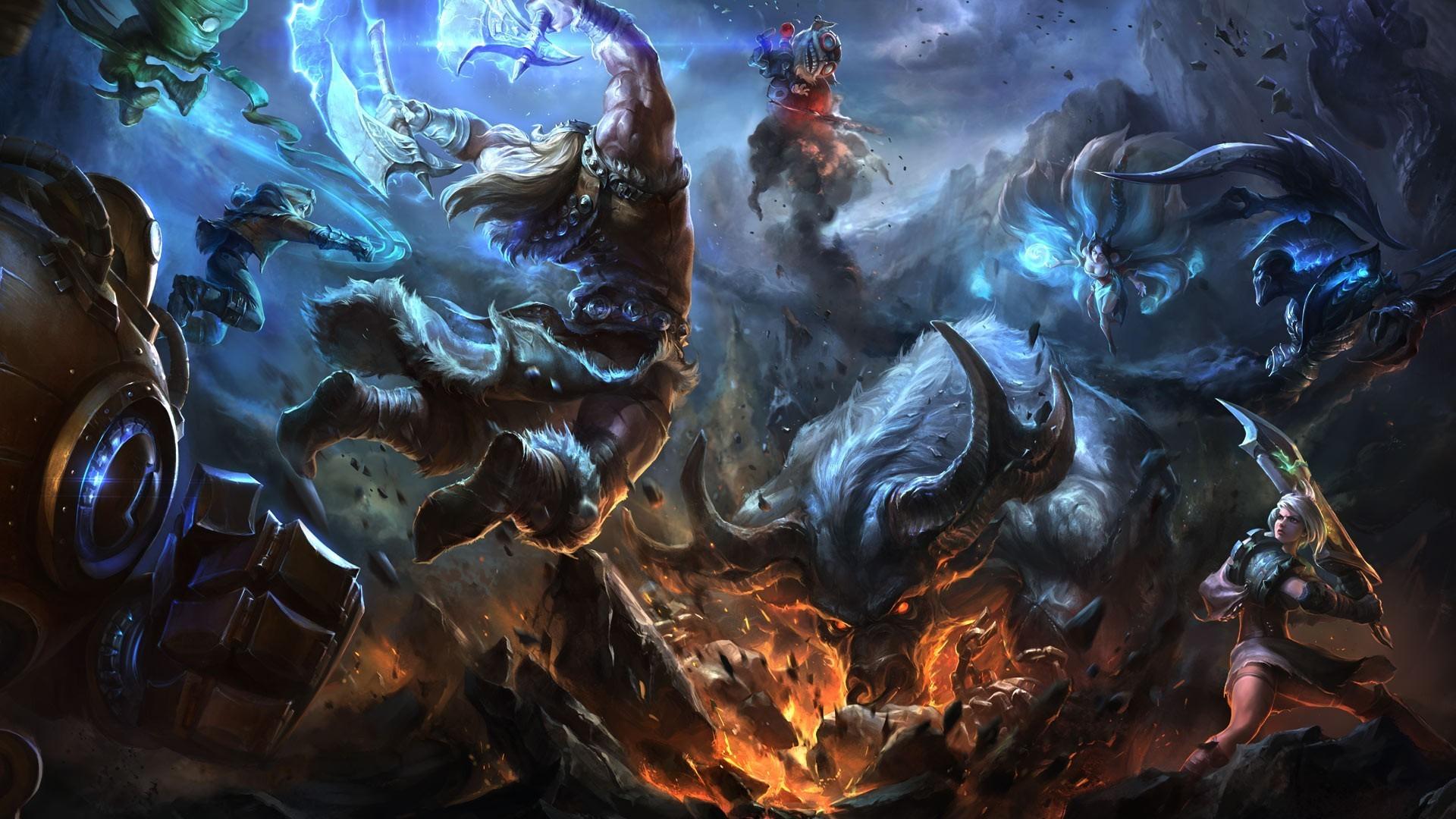 League Of Legends Noobabble