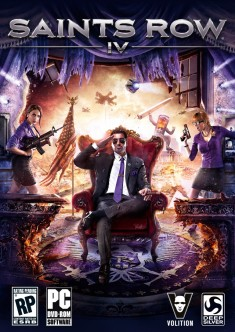 Box Art Saints Row