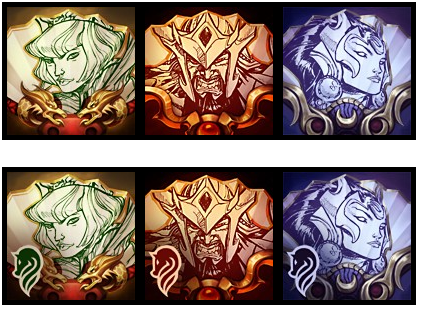 Lunar Revel 2 Icons