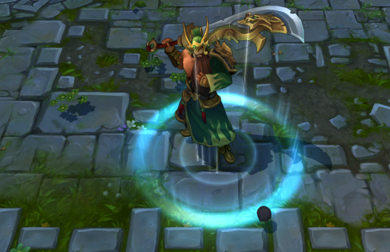 Warring Kingdoms Tryndamere 2