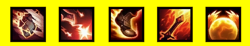 Kayle New Icons