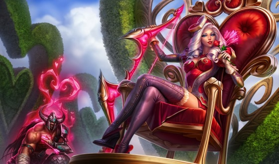 Updated Heartseeker Ashe