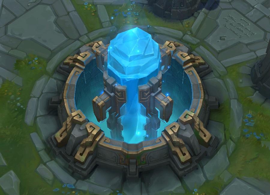 League of Legends Blue-nexus