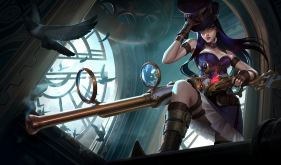 Caitlyn New Splash