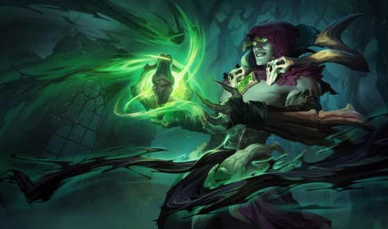 Soulstealer Vlad Splash Art