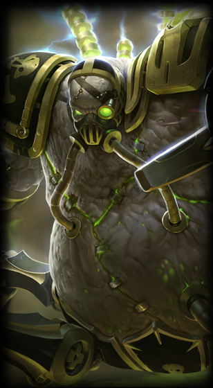 Urgot New Loading