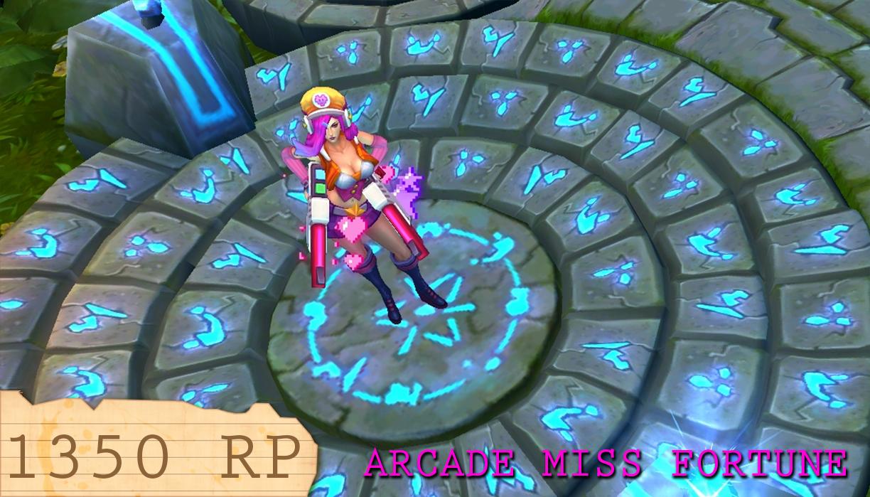 Arcade Header