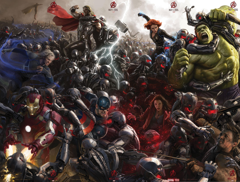 Avengers Full