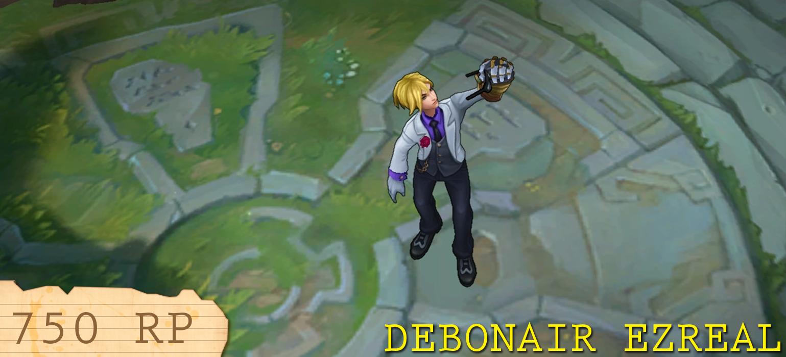 Debonair Ez Header New Noobabble