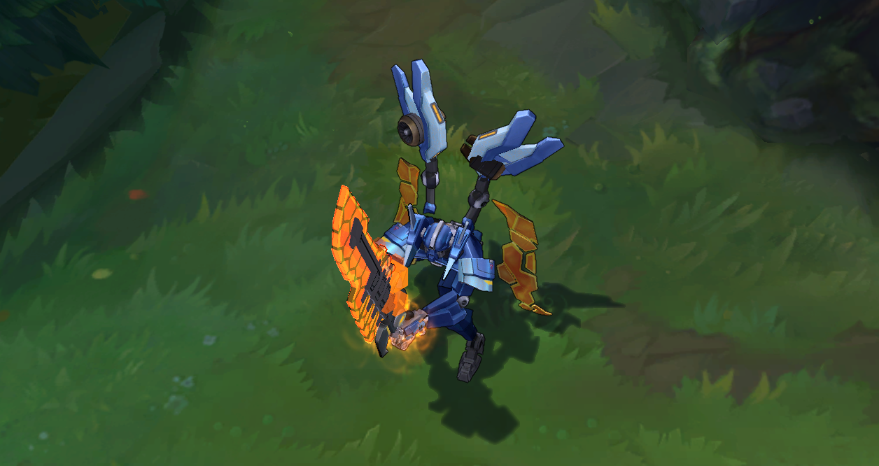 Mecha Aatrox And Mecha Malphite | NooBabble